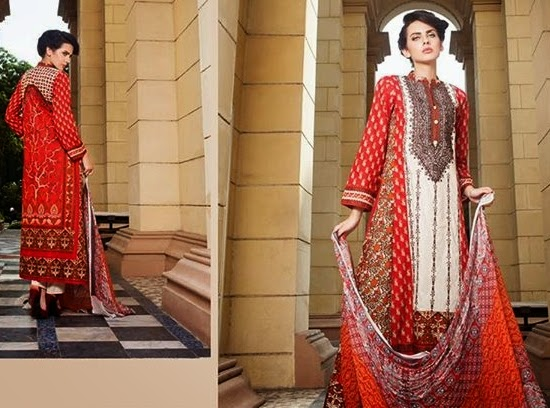 Rabea Designer Embroidered Collection-14/15