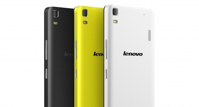 Warna Lenovo A7000 Special Edition