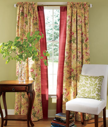 Bedroom Curtains - Interior Decoration Ideas by Interior Designers