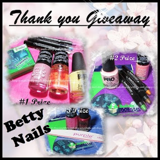 1500 Followers Giveaway