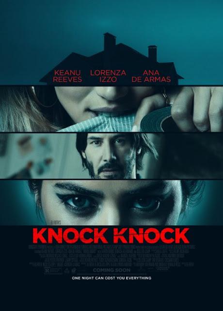 Knock Knock 2015 Bluray 720p Subtitle Indonesia