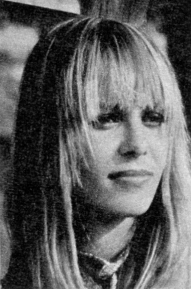 Miss Anita Pallenberg: