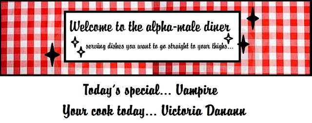 Victoria Danann, alpha male diner, vampire