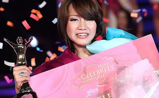 Pemenang Miss Celebrity 2012