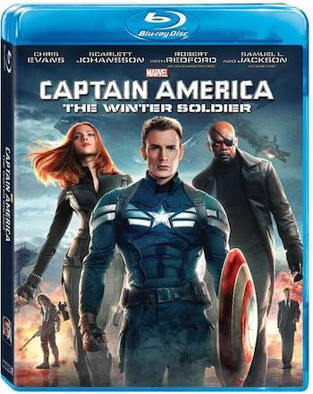 Captain America The Winter Soldier 2014 Dual Audio BluRay