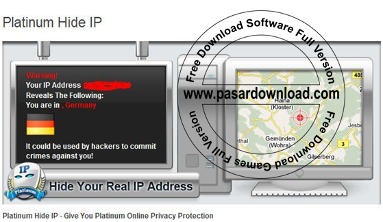 Free Download Software Platinum Hide IP 3.3.3.6 Full Patch