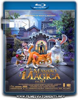 A Mansão Mágica Torrent - BluRay Rip 1080p Dual Áudio