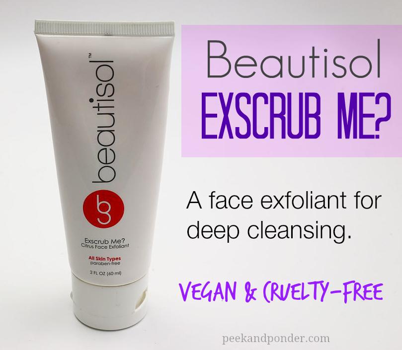 Beautisol Exscrub Me