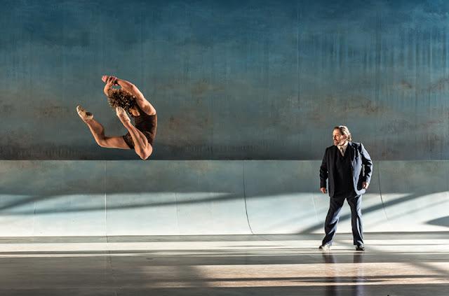 Celestin Boutin, Paul Nilon - Death in Venice - Garsington Opera - photo Clive Barda