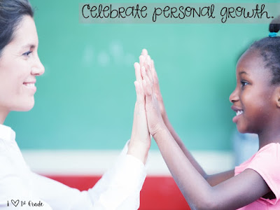 celebrate personal growth