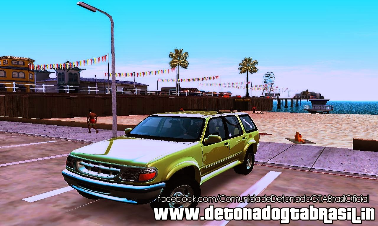 GTA SA - Ford Explorer 1996