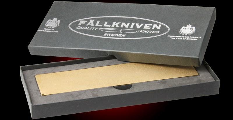 Meilleur outil pour aiguiser les couteaux : Fällkniven DC521