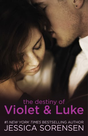 The Destiny of Violet & Luke by Jessica Sorenson