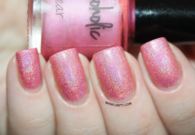 Manicurity | Polish Alcoholic Cheer Bear - Swatch & Review