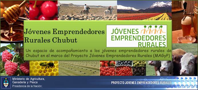Jóvenes Emprendedores Rurales (MAGyP) Chubut