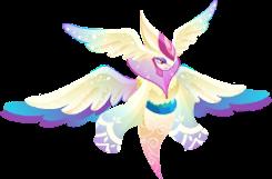 imagen del light spirit de monster legends