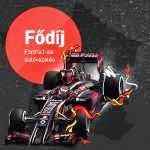 Lotus Forma 1-es autóvezetés