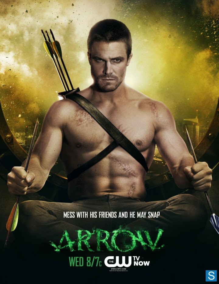 Arrow: Season 3 Trailer Preview