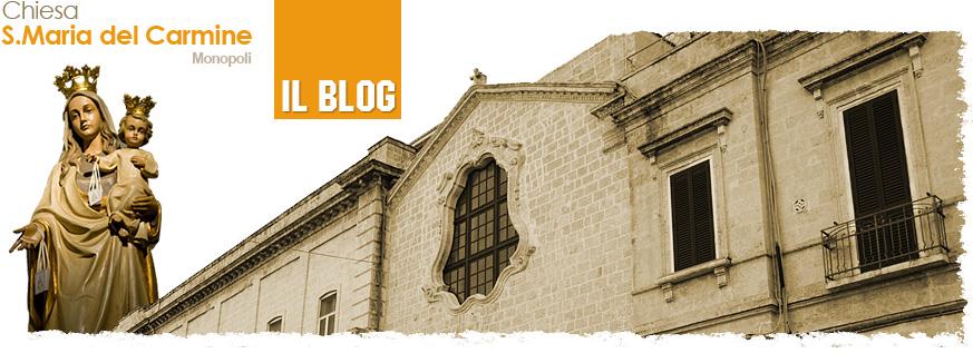 Il blog della Parrocchia Santa Maria del Carmine - Monopoli