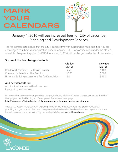 http://www.lacombe.ca/doing-business/planning-and-development-services/what-s-new/new-fees-for-planning-and-development-services