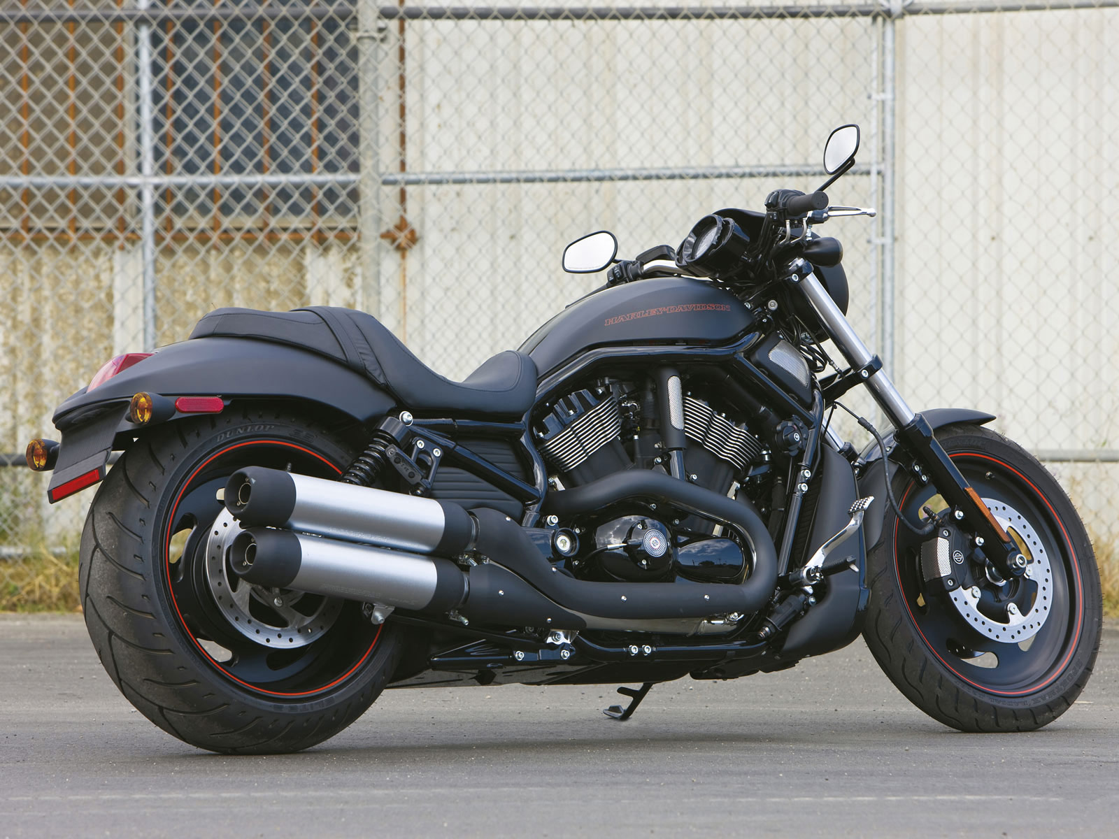 2009 Harley Davidson Vrscdx Night Rod Pictures