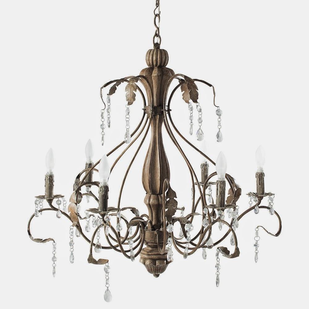 lampadari stile provenzale : Inspiration Shabby: Lampadari Provenzali