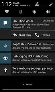 Beberapa Fitur Andalan Android Jelly Bean