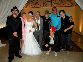 Casamento - Parabéns Priscilla e Romulo!