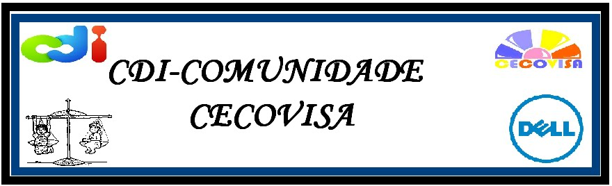 CDI COMUNIDADE  CECOVISA
