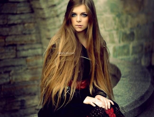 Saçları Hızlı Uzatan Doğal Tarifler