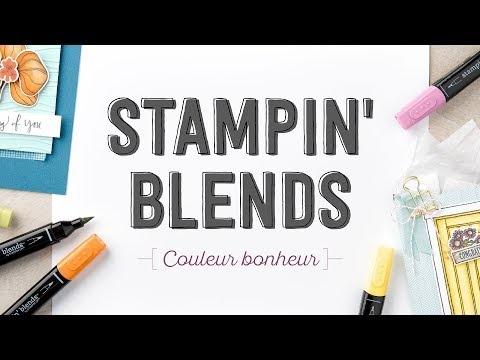 Stampin' Blends