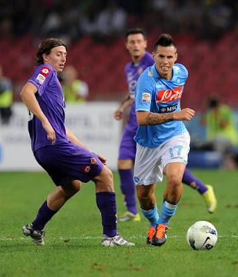 Fiorentina Napoli 0-3 highlights sky