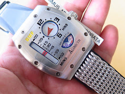 AZIMUTH BMF MECHA GAUGE - AUTOMATIC