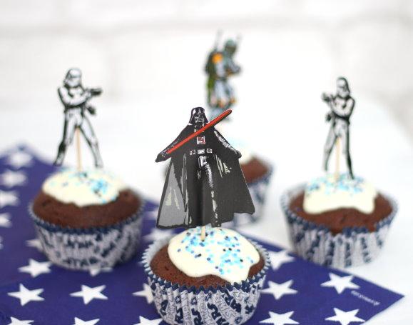Starwars Party - Muffins