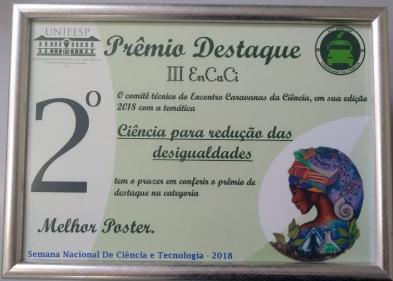Semana Nacional da Ciência e Tecnologia 2018