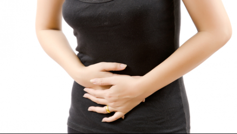 Lower Abdominal Pain after Eating