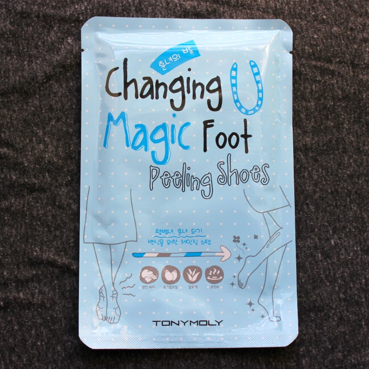 Tony Moly TonyMoly Changing U Magic Foot Peeling Shoes
