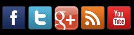 Cara Membuat Widget Social Bookmarking Icon Berputar Pada Blog [Skin 02]