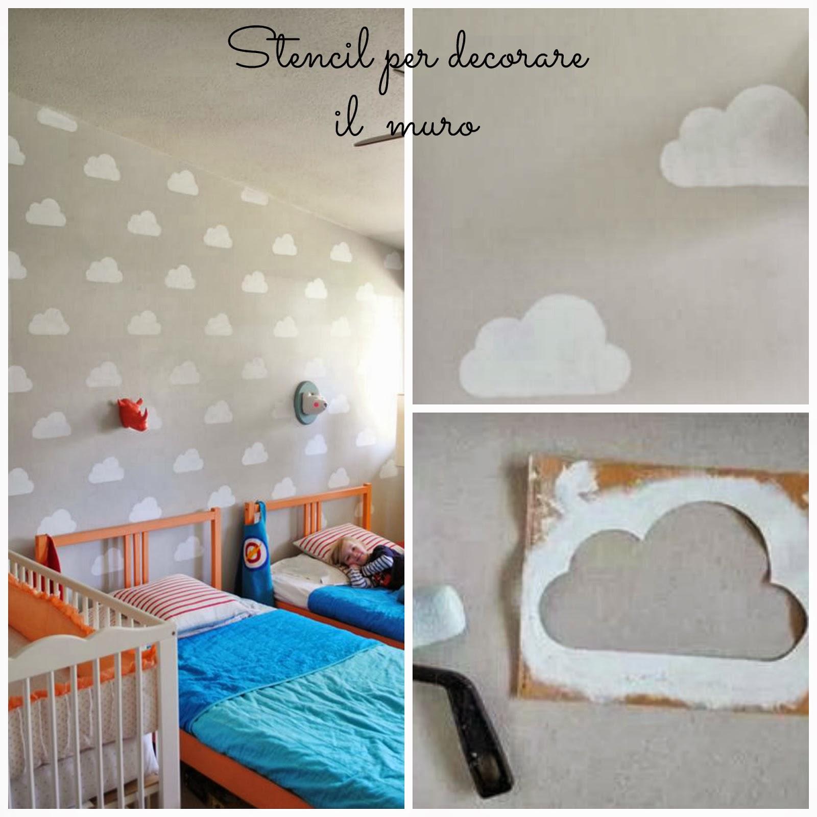 Dipinti per camerette bambini camerette bambini muri camerette bambini decorazioni pareti - Pareti dipinte per camerette ...