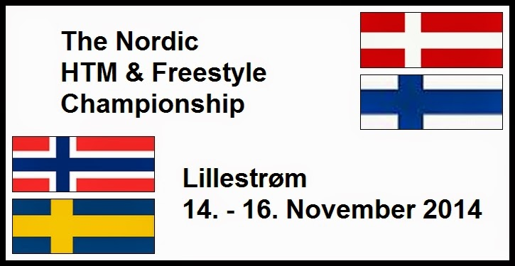 The Nordic HTM and Freestyle Championship 2014