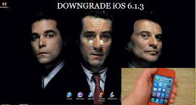 How to Downgrade iOS 6.1.3 to 6.1.2 & Below