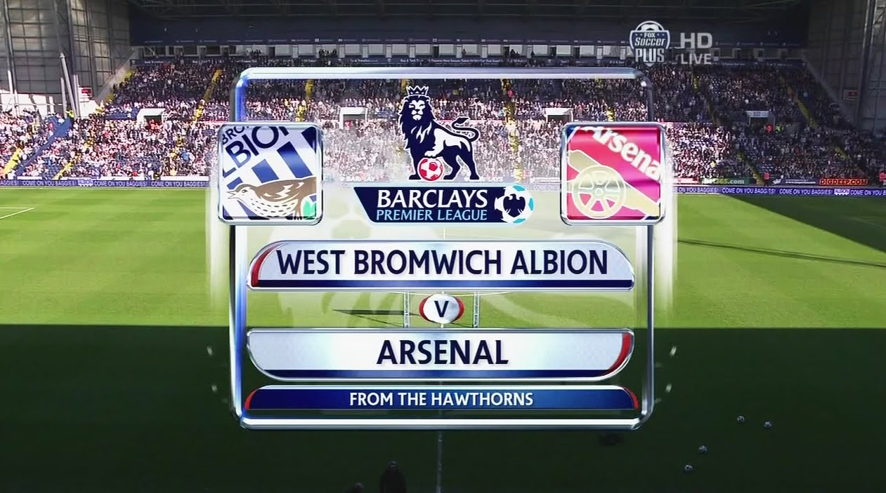 West Bromwich Albion Vs Arsenal : 19/03/2011 : English Premier League ...