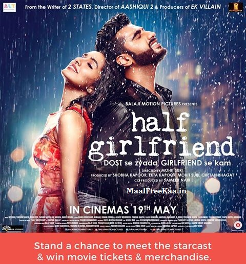 Download free book half girlfriend by chetan bhagat