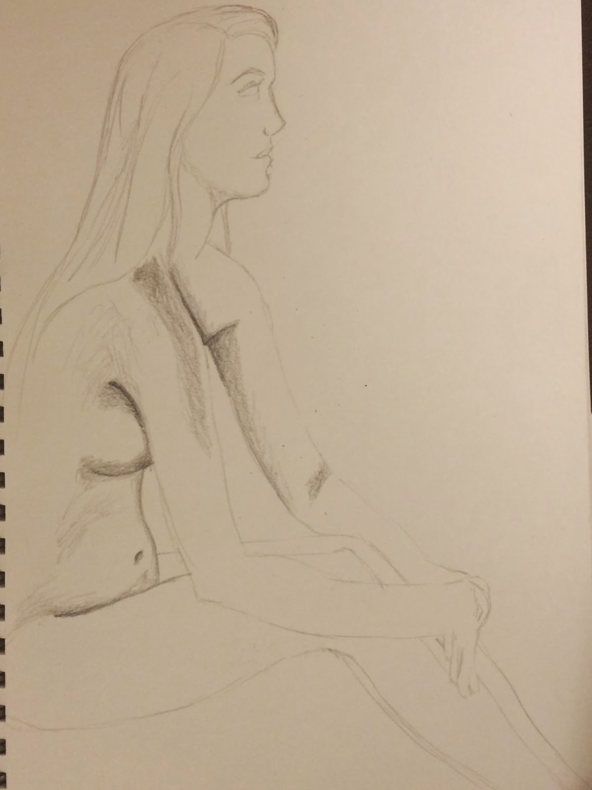 Figure drawing 20 minute sketches | Business, Life & Design