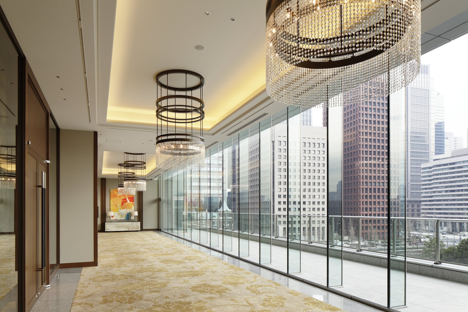 Palace Hotel Tokyo Shoots For The Stars With Michelin Star