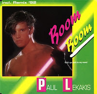 Paul Lekakis - Boom Boom (Let\'s Go Back To My Room) Remix \'92 (1992)