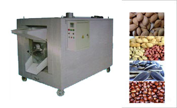 KL-2 peanut roaster machine
