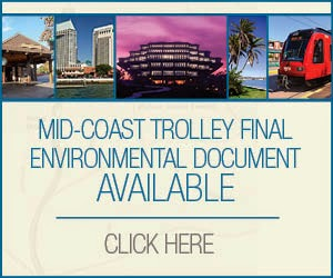 Mid-Coast Trolley EIR