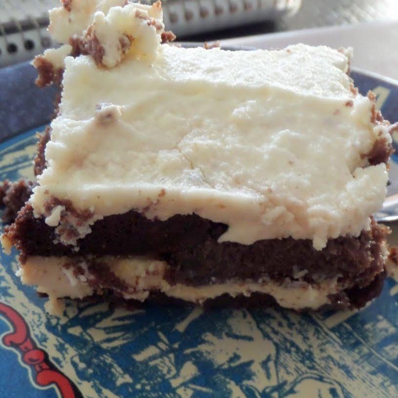 Chocolate Pound Cake Tiramisu: Chocolate pound cake soaked in rum and espresso layered with a whipped cream and mascarpone mixture
