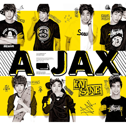 A-Jax Insane Cover